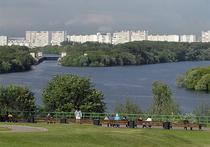 Районы Москвы предложили связать паромными переправами