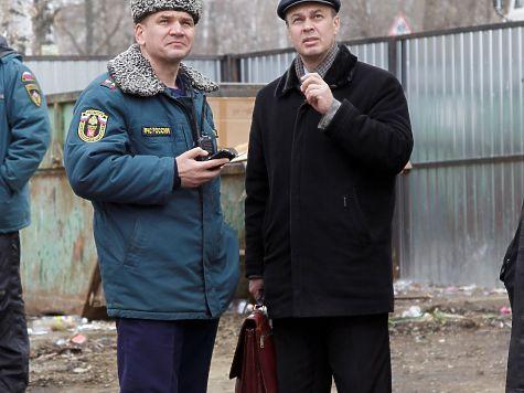 Роман Шерстюков возглавил 7-ой отряд федеральной противопожарной службы по Тульской области
