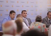 О чем спрашивали пролетарцы у Алексея Дюмина?