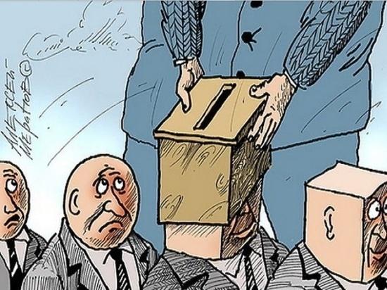 Генеральная репетиция Президентских выборов в райцентрах Тульской области близка к провалу