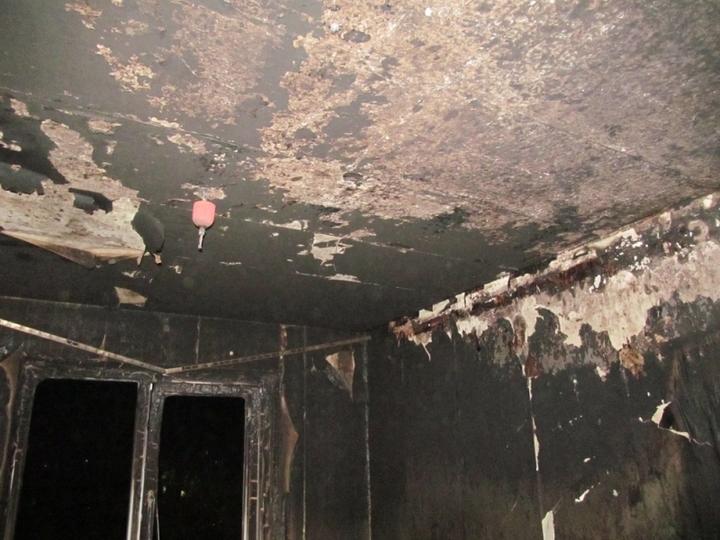 Утренний пожар впереулке Шевченко вТуле тушили восемь человек