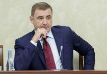Губернатор Дюмин отчитал чиновников Ясногорского района