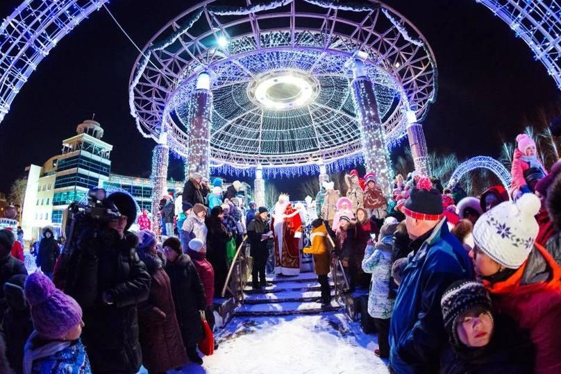 Программу праздника «Новогодняя столица России» вТуле будут готовить весь год