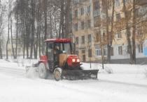 Прокуратура не нагрянет, чиновник не опомнится: после представления прокуратуры в Туле чистят снег
