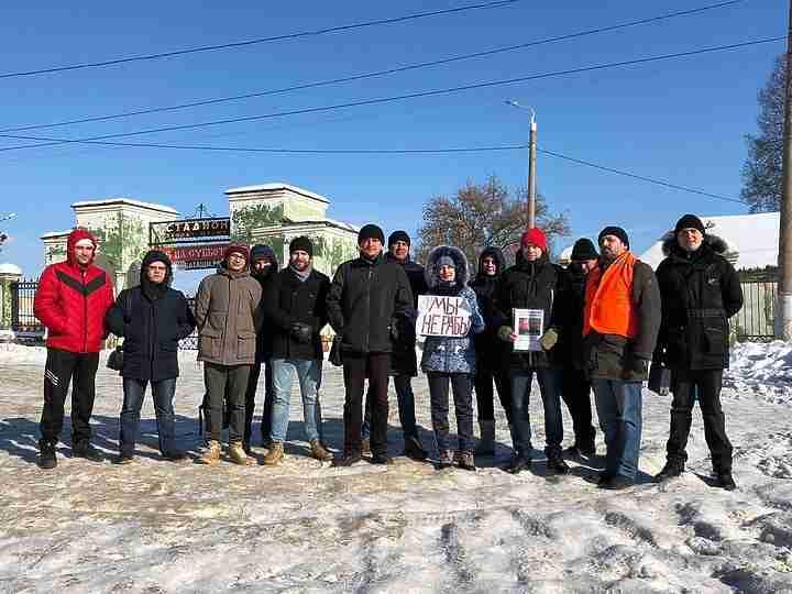 ВКазани прошел митинг памяти Бориса Немцова