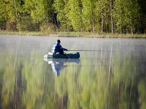 лиман тула рыбалка