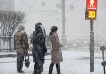 На Москву надвигаются аномальные холода