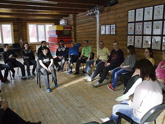 Центр реабилитации наркоманов в новомосковске тульской области пропаганда профилактики алкоголизма сми